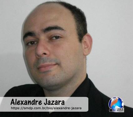 Alexandre Jazara, poeta, participante no projeto Publique-se da SMDP em prol do Café com Poesia. Coleção: Leveza da Alma - Volume 3