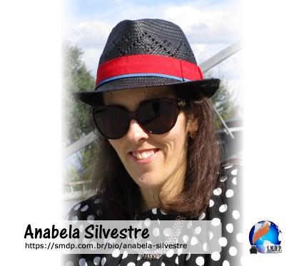 Anabela Silvestre, poeta, participante no projeto Publique-se da SMDP em prol do Café com Poesia. Coleção: Leveza da Alma - Volume 9