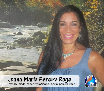Joana Maria Pereira Roge, poeta, participante no projeto Publique-se da SMDP em prol do Café com Poesia. Coleção: Leveza da Alma - Volume 5
