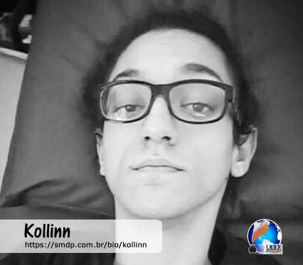 Kollinn, poeta, participante no projeto Publique-se da SMDP em prol do Café com Poesia. Coleção: Leveza da Alma - Volume 12