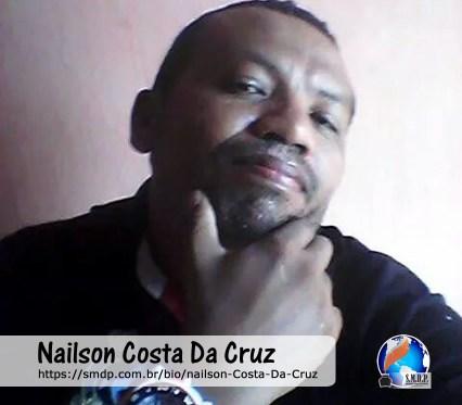 Nailson Costa Da Cruz, poeta, participante no projeto Publique-se da SMDP em prol do Café com Poesia. Coleção: Leveza da Alma - Volume 3
