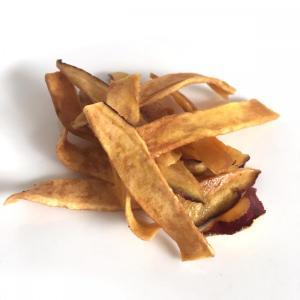黄金いも(笹切り) 97g -国産野菜チップス-