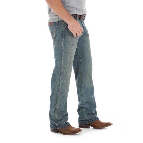 Wrangler Retro Relaxed Mid Rise Jeans - WRT20