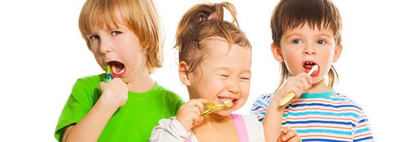 Frequently asked questions about oral health for children