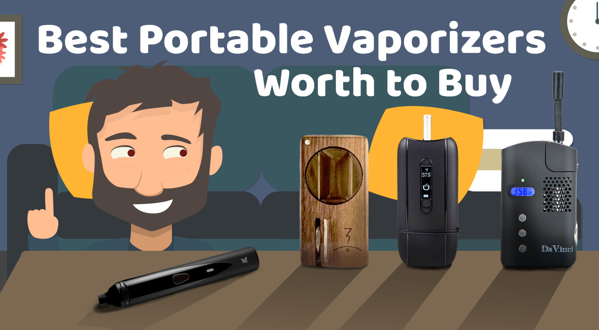 Best cheapest portable vaporizers