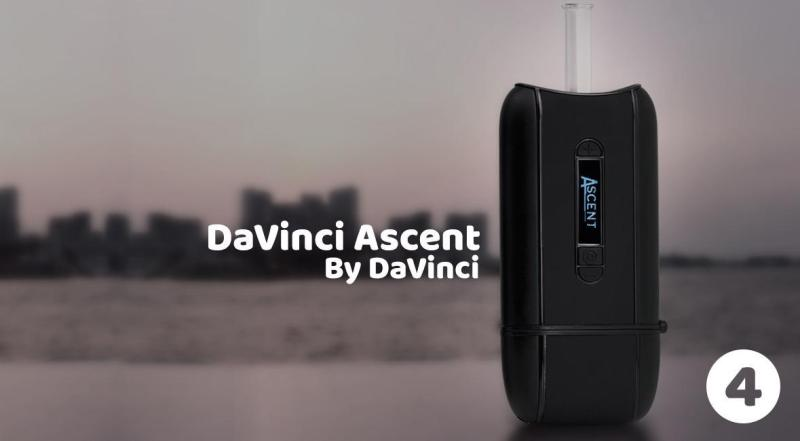 davinci-ascent portable vaporizers under $200