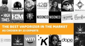 The Best Vaporizer In The Market – As Chosen by 23 Experts