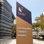 Taking on the challenge of a part-time SMU MBA