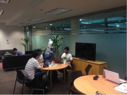 SMU MBA Lounge