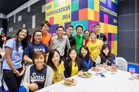 SMU Convocation 2014
