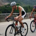 A triathlete's journey: Clement Chow