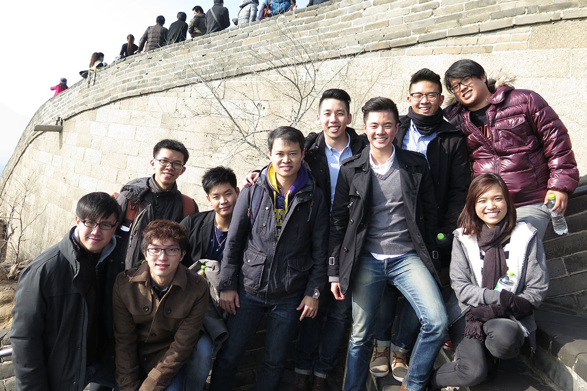 Technopreneurship Study Mission (Beijing) 2015: A Student's Perspective