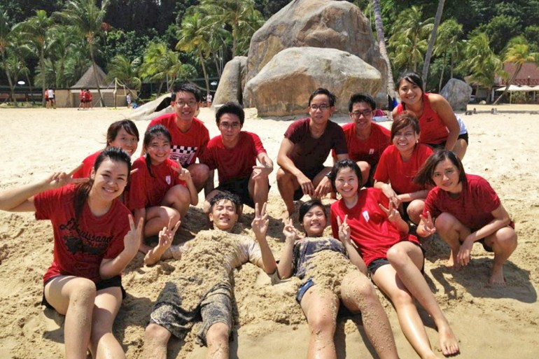 SMU Accountancy - SMU Accounting Society Camp 2012