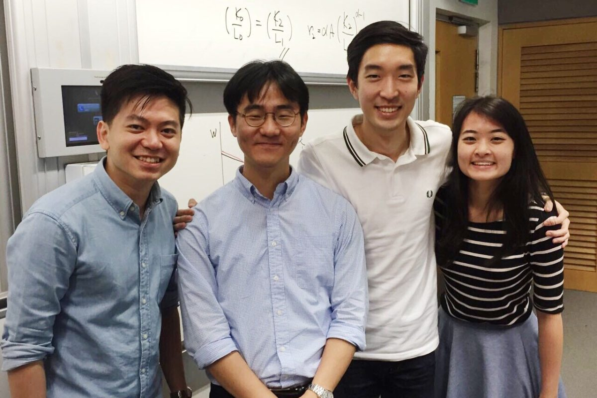 Hear From A Student: The Best of Both Worlds—SMU and Economics