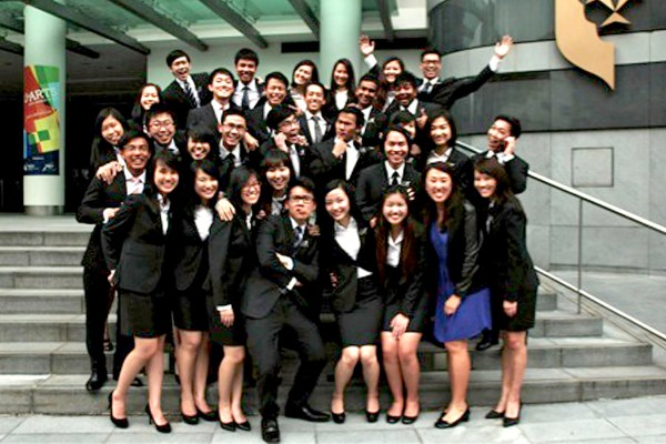 The SMU Ambassadorial Corps