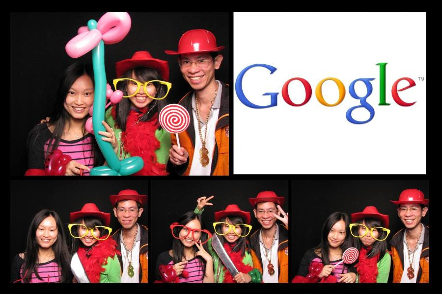 During Google's 15th Birthday Party at CMU 2