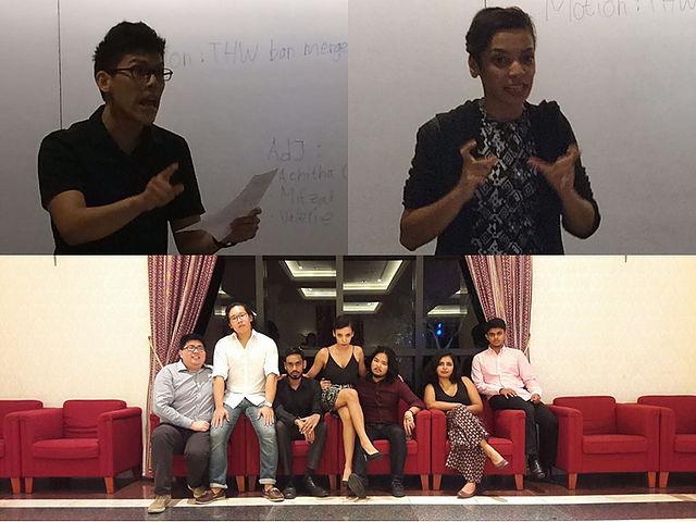 SMU Debating Society (SMUDS)