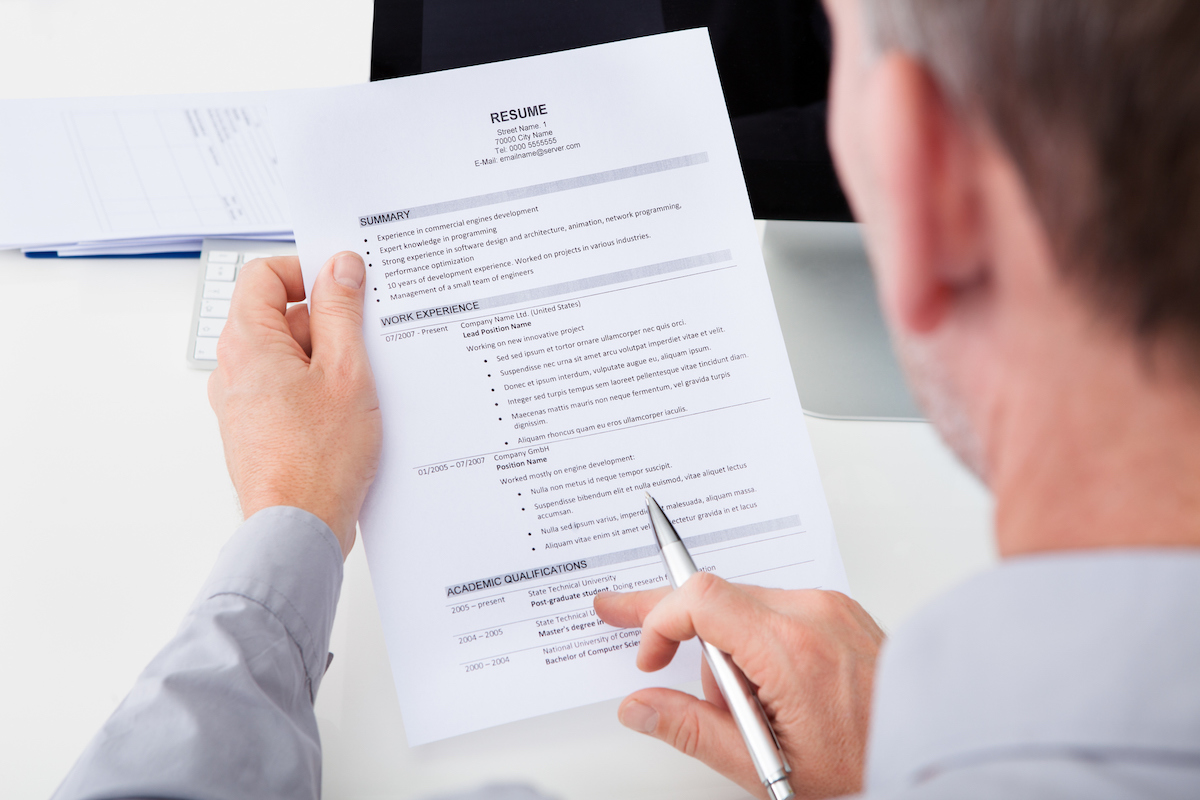 How to Streamline Your CV to Supersize Your Job Offers