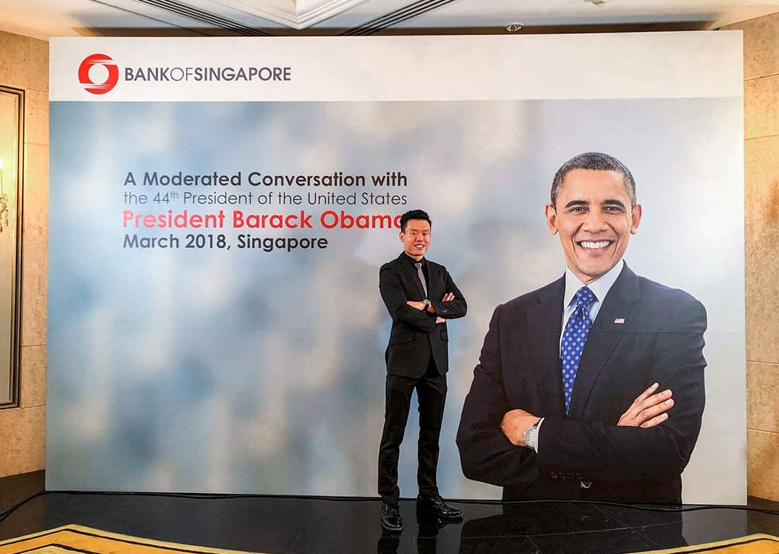In Conversation with Barack Obama