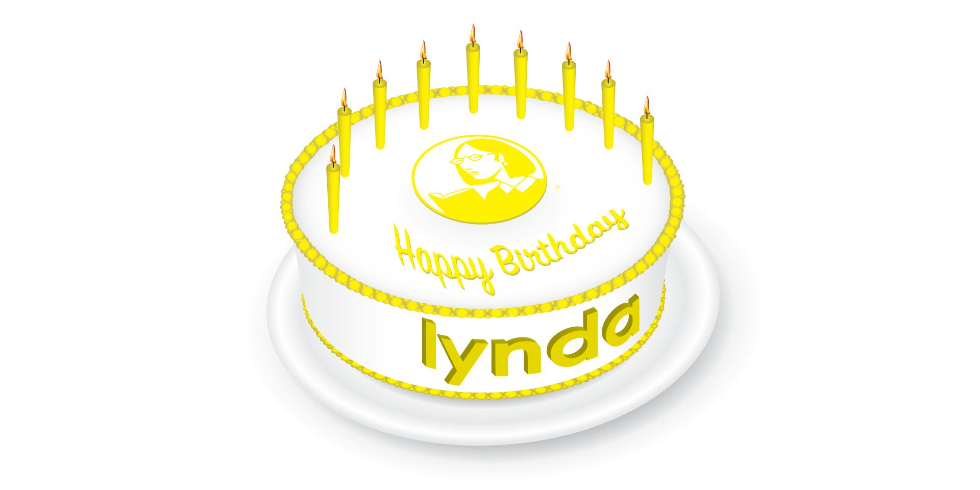 Happy Birthday Lynda Weinman