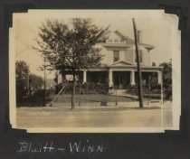 Photograph of Bluitt-Winn family home