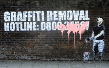 grafitti removal