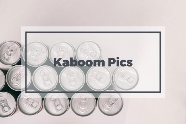 Fotos de fotografias de Kaboom