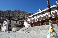 Drepung Monastery Main Prayer Hall