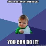 Happy Customers Mean Loyal Customers – are you ready to deliver positive #CustExp?