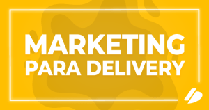 card marketing para delivery