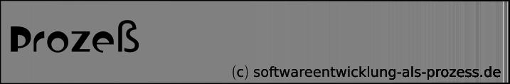 Aktivitäten im Softwareentwicklungsprozeß