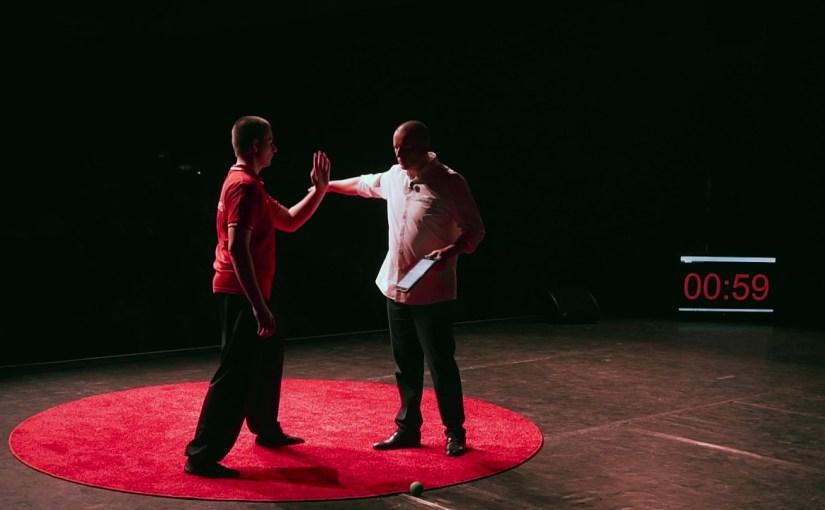 Gondolat, érzés, tett szinkronja | Szilágyi István | TEDxBekescsaba