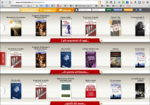 Bestseller del mese su Ultimabooks!