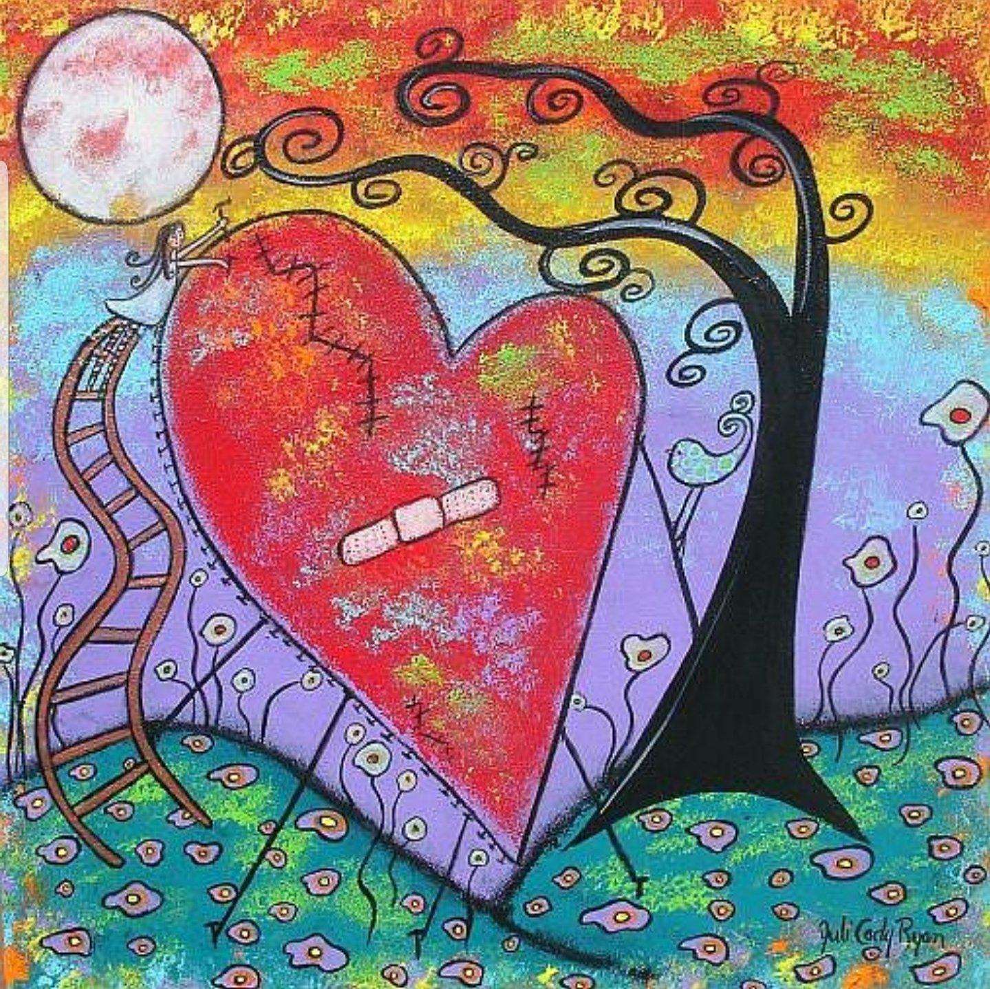 Riparare il cuore