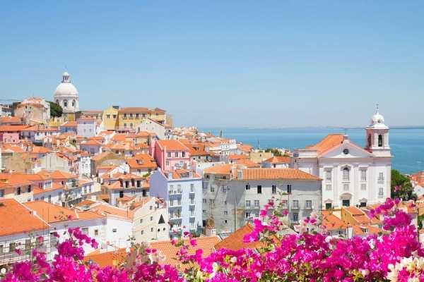 Destinos donde viajar en octubre: Portugal