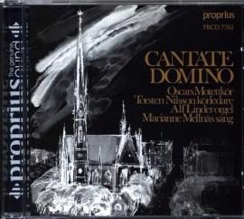 La version SACD de la Cantate Domino, éditée par Proprius
