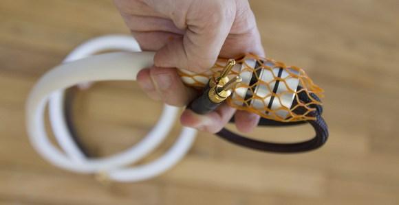 Le câble d'enceinte Viard Audio Silver HD20, fer de lance de la marque française