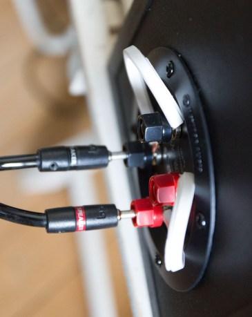Monitor Audio MR2 bornier