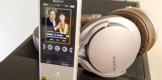 Sony NW-ZX100