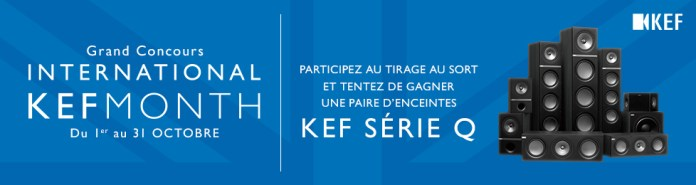 Concours KEF Month