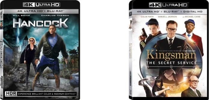 UHD-Blu-rays