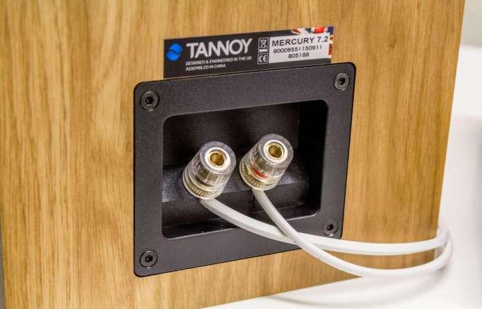 Test Tannoy Mercury 7.2
