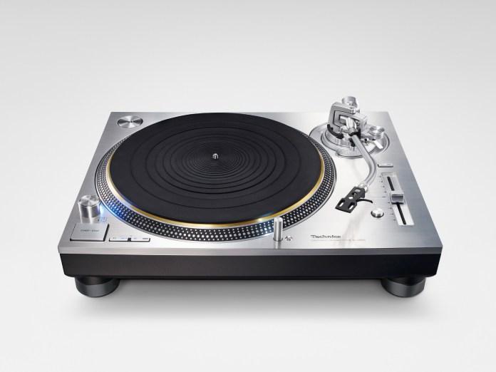Platine vinyle Technics SL-1200G