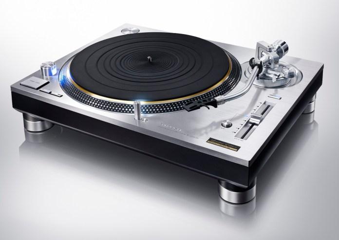 Platine vinyle Technics SL1200GAEEG