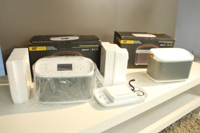 La base de recharge optionnelle permet une utilisation nomade.