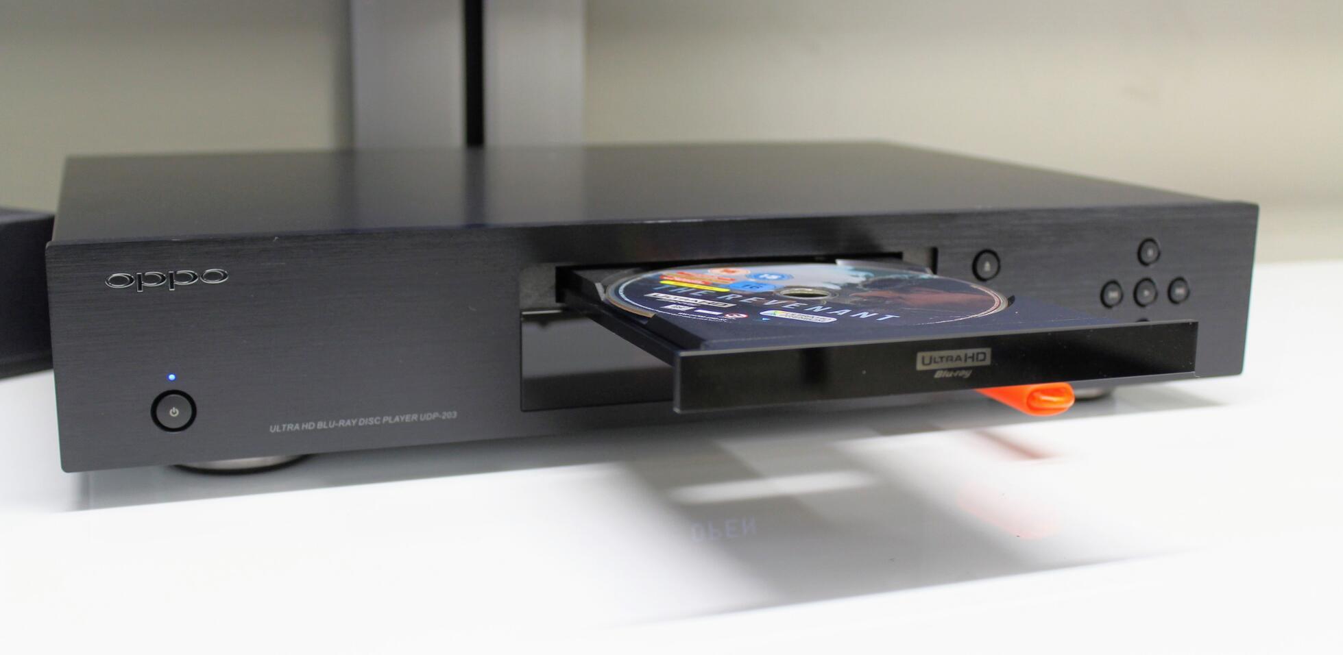 Review: Oppo UDP-203 (4K Ultra HD Blu-ray player) - Son-Vidéo com: blog