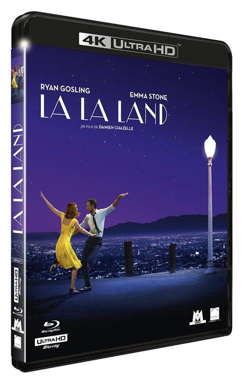 Test La La Land UHD
