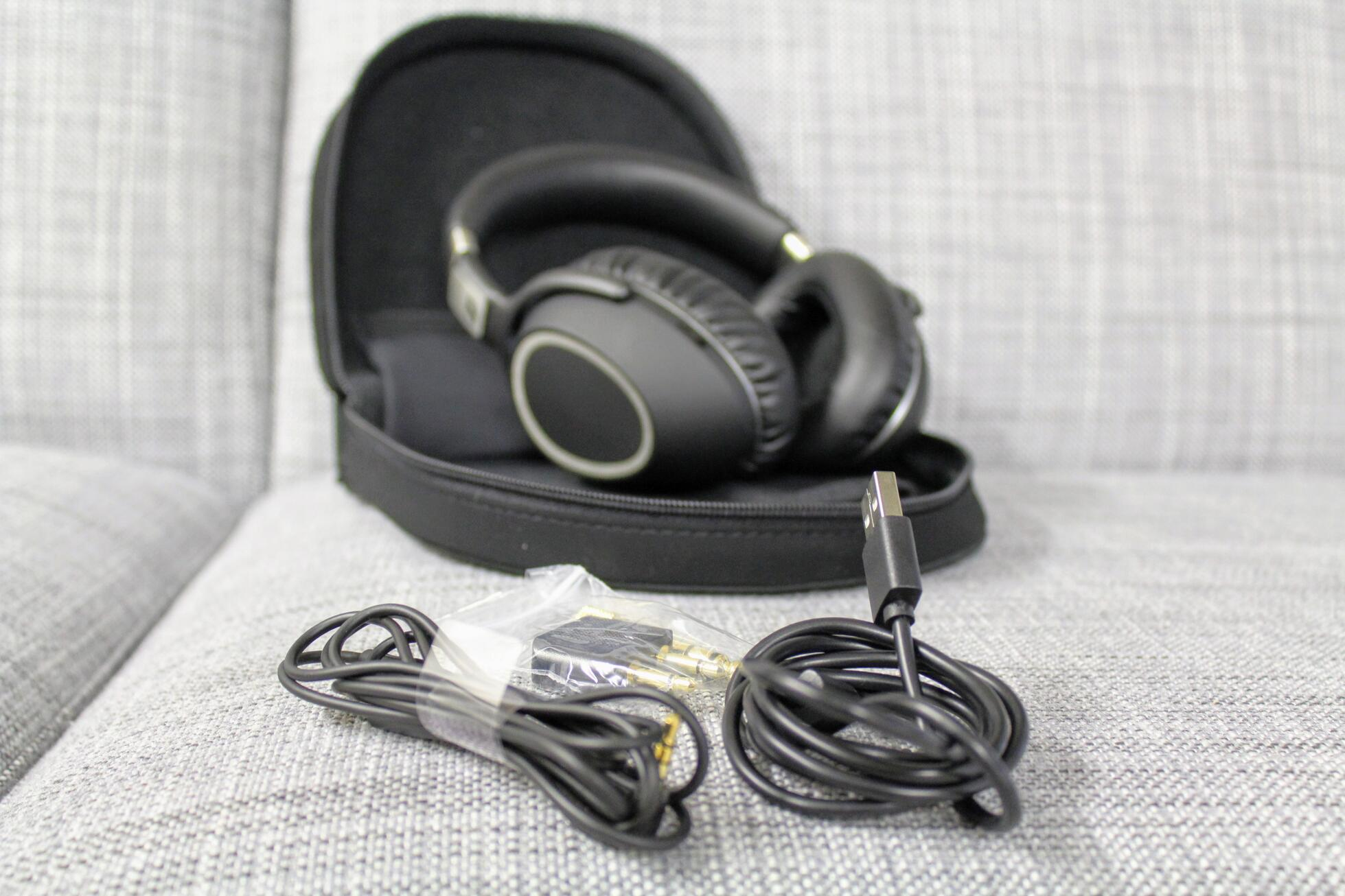 Sennheiser hd 4.50 btnc wireless headphones with active noise cancellation review