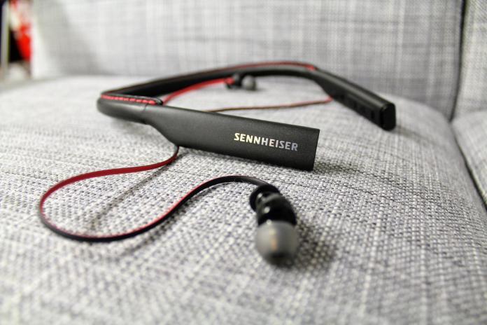 Test Sennheiser Momentum in ear wireless