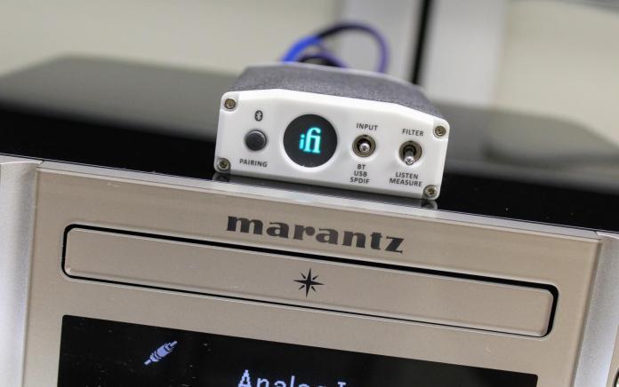 Test iFi Audio Nano iOne